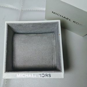 Michael Kors watch/bracelet box